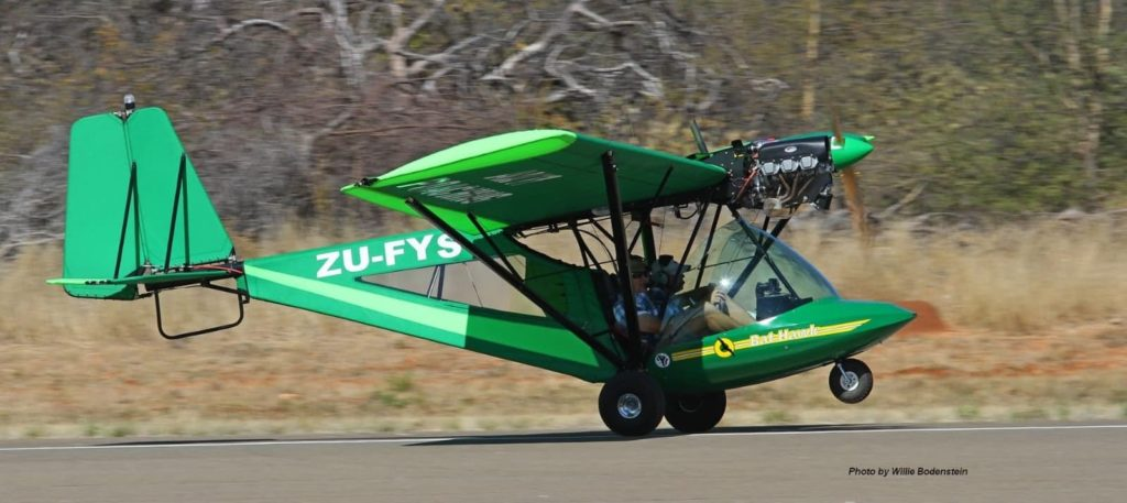 BatHawk airframe